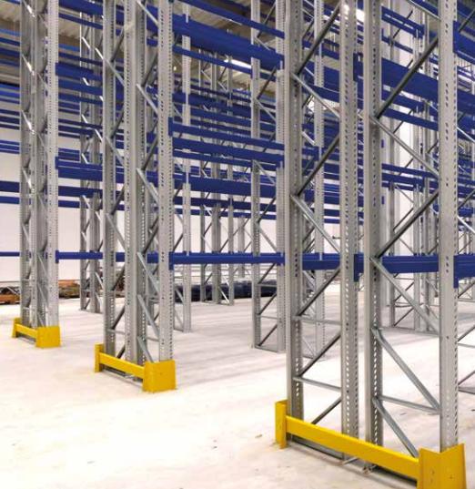HX pallet shelving system
