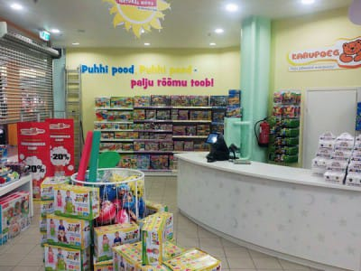 KARUPOEG PUHH OÜ MAGISTRAL SHOPING CENTRE ТАЛЛИН